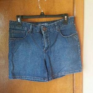 St. Johns Jean shorts